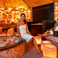 Salzsteingrotte; Sauna