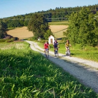 Radfahren im Rottal