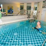 Rottal Terme - Gymnastik im Wasser